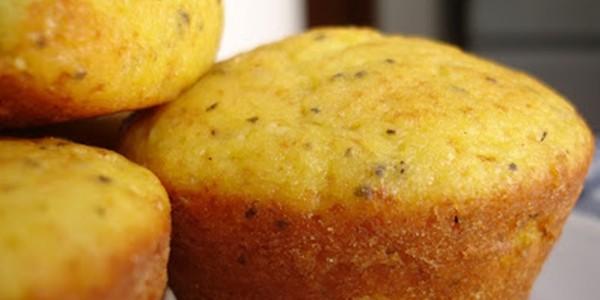 Receita Muffin de Maracujá