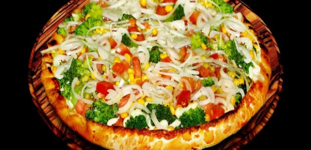 Receita Pizza Light