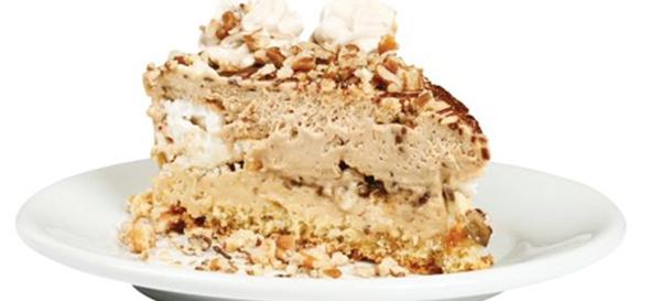 Receita Torta Doce de Nozes
