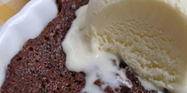 Receita Tortinha de Chocolate Rápida