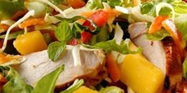 Receita Salada Natalina