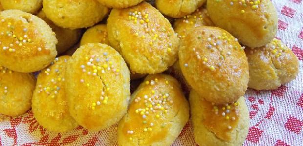 Receita Broinhas de Batata Doce