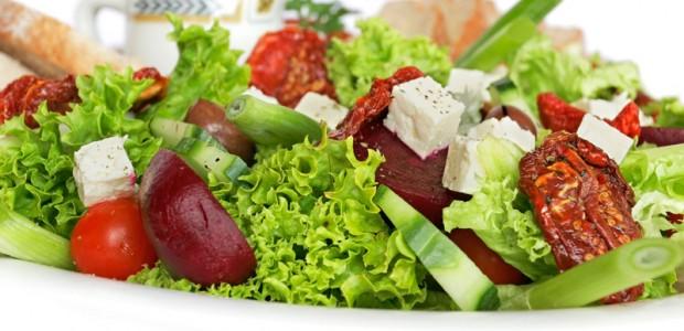 Receita Salada Light
