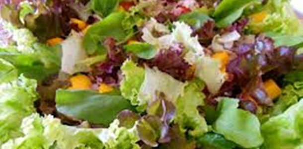 Receita Salada para o Natal