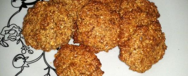 Receita Biscoito de Granola