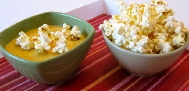 Receita Sopa de Milho com Picoca