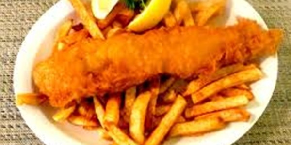 Receita Fish e Chips