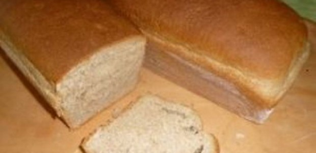 Pão caseiro rápido fácil e delicioso