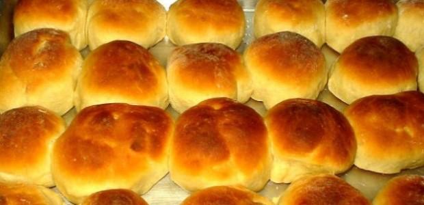Pão de Batata com Recheio