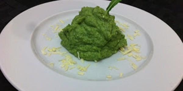 Receita Purê de Brócolis