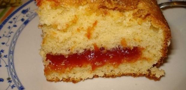 Torta de Goiaba com Ricota