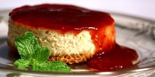 Cheesecake Integral