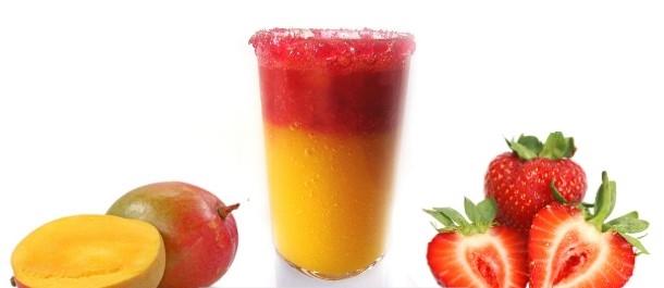 Receita Bebida Bicolor