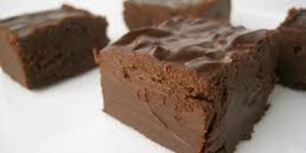 Receita Fudge de Chocolate