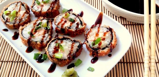 Sushi Hot Roll