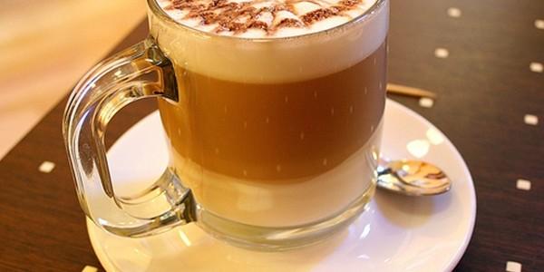 Café com Caramelo do Starbucks