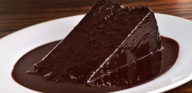 Cobertura de Chocolate para bolos