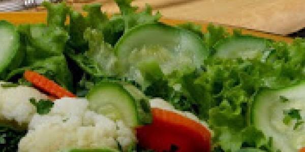 Salada Vegana