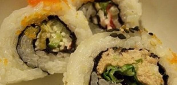Sushi Califórnia