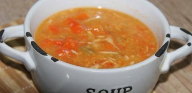 Massa para Sopa