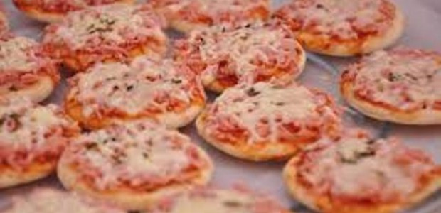 Mini Pizza Super Fácil