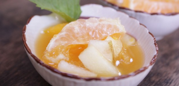 Salada de Fruta Sofisticada