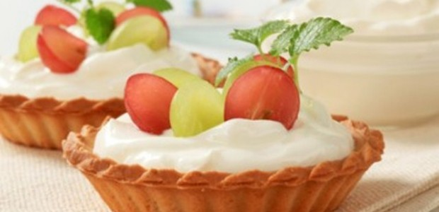 Tortinhas de Uva