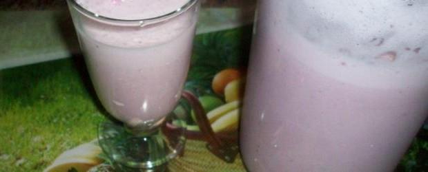 Vitamina de Morango Fácil