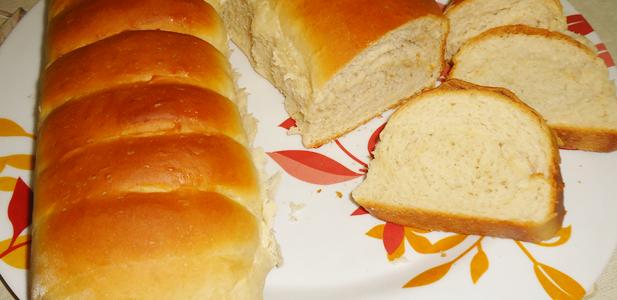 Pão doce fofinho caseiro