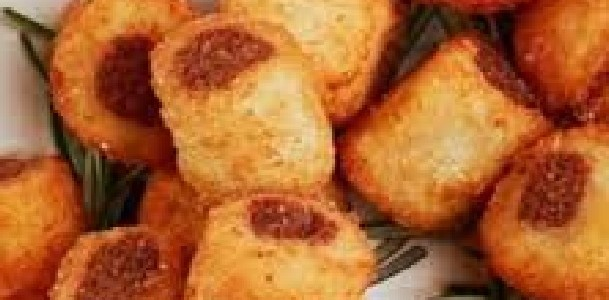 Nhoque Frito