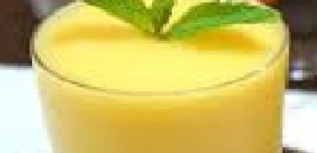 Smoothie de Frutas Amarelas