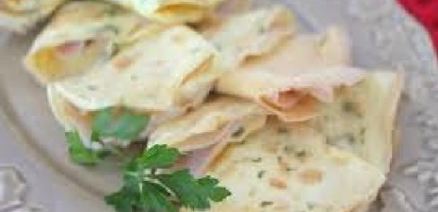 Crepe de Omelete