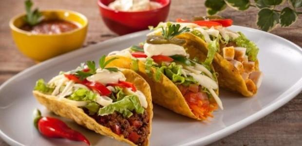 Tacos Mexicanos de Carne