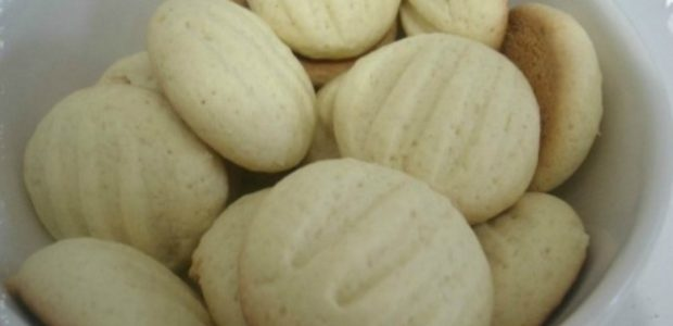 Biscoitos Amanteigados da Ana Maria