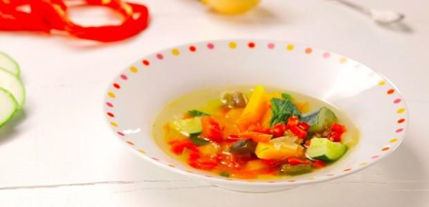 Como fazer Sopa Ratatouille