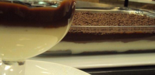 Doce de Chocolate com Coco