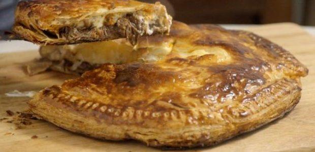 Pastelão de Carne Caseiro
