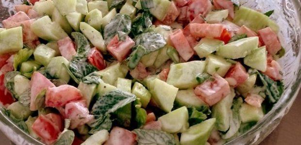 Salada Refrescante