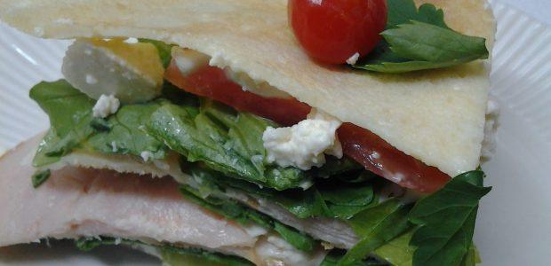 Salada de Panquecas