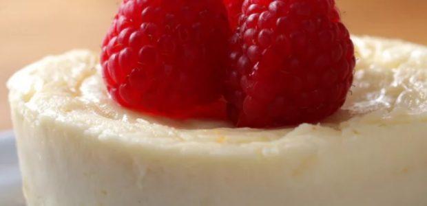 Cheesecake de Microondas