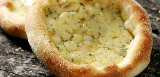 Esfiha de queijo habibs