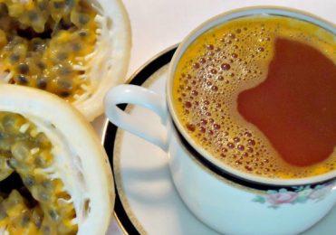 Receitas de chá | Chá de maracujá para eliminar gordura
